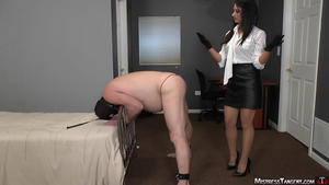 Mistress Tangent: Exactly What She Wants