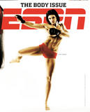 Gina Carano ~ ESPN Magazine The Body Issue ~