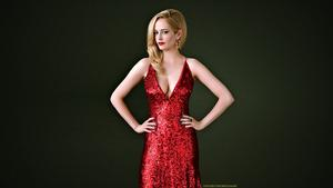 Eva Green as a Busty Blond