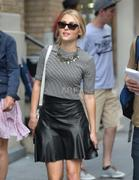 AnnaSophia Robb- Out in Soho June 28, 2013