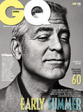 George Clooney GQ Korea June 2012