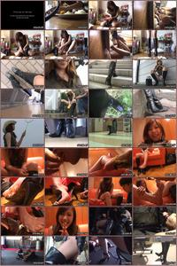 Love and Boots 8 Asian Femdom