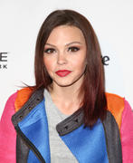 Aimee Teegarden - Marie Claire Celebrates May Cover Stars in West Hollywood 04/08/14