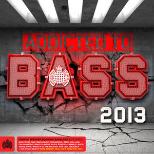 capa VA   MOS Addicted To Bass (Mixed By The Wideboys) (2013)