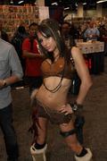 Liz Katz cosplay hottie x6 (belly, ass, bewbs!)