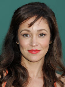 Autumn Reeser Hallmark Summer TCA Party 07-08-2014
