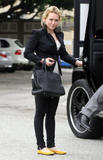 Hilary Duff @ Vera Wang in West Hollywood, March 30, 2010