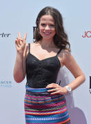 Tammin Sursok - Ovarian Cancer Research Fund's Inaugural Super Saturday LA in Santa Monica 05/17/14