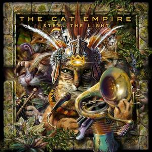 capa The Cat Empire – Steal The Light (2013)