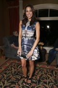 Michaela Conlin - 2013 TCA Winter Press Tour FOX All-Star Party in Pasadena 01/08/13