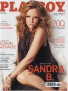 Sandra B nua Playboy